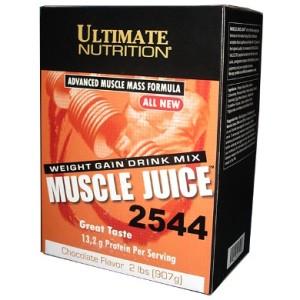 Jual Muscle Juice 2544 Ultimate Nutrition  – 2Lbs , 4.96Lbs, 10.45Lbs, 13.2Lbs