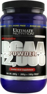 BCAA 12000 Powder – Ultimate Nutrition