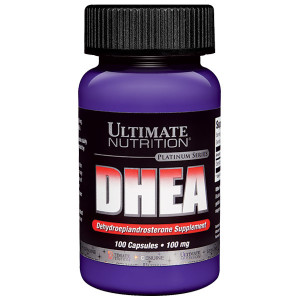 DHEA 100 Capsule – Ultimate Nutrition