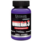 Omega 3 (Isi 90 Softgel) – Ultimate Nutrition