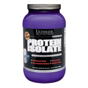 Protein Isolate 1Lbs, 3Lbs – Ultimate Nutrition