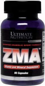 ZMA, 90 capsul – Ultimate Nutrition
