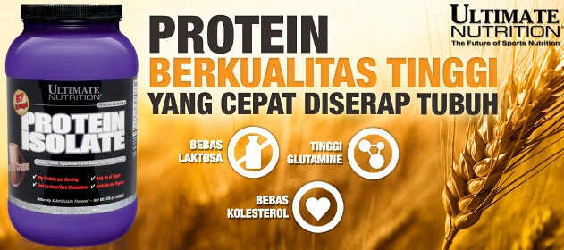 new banner isolate protein