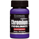 Chromium Picolinate (isi 100)- Ultimate Nutrition