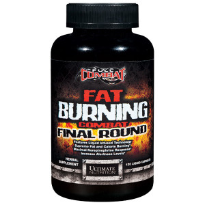 Fat Burning Combat Final Round (isi 120) – Ultimate Nutrition