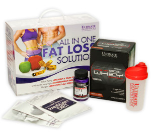 All in One Fat Loss Solution Ultimate Nutrition