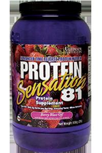 ISO Sensation 81 – 2lb- Ultimate Nutrition